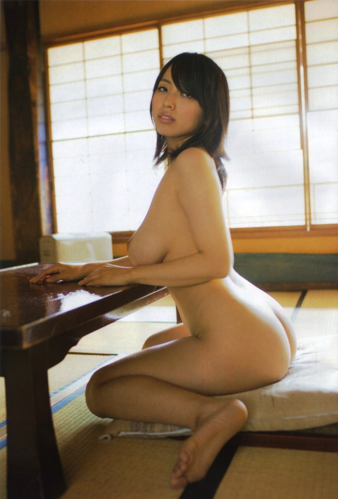 Former-gravure-model-Asami-Sakanoue-www.ohfree.net-016 Former gravure model Asami Sakanoue 坂ノ上朝美 Naked Photos