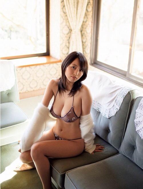 Former-gravure-model-Asami-Sakanoue-www.ohfree.net-025 Former gravure model Asami Sakanoue 坂ノ上朝美 Naked Photos