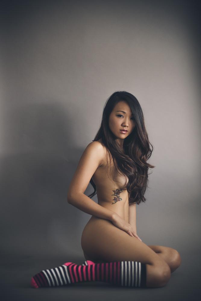 Kyla-Gray-Leaked-Nude-Photos-www.ohfree.net-015 Korean-American Nude Model Kyla Gray Leaked Nude Photos