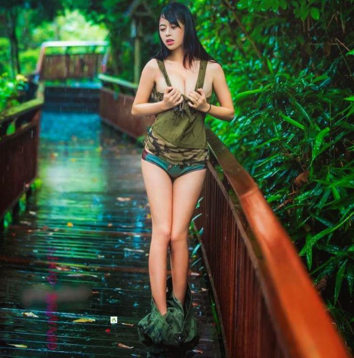 Chinese-model-Huang-Ke-www.ohfree.net-008 Chinese model Huang Ke 黄可 nude photos leaked