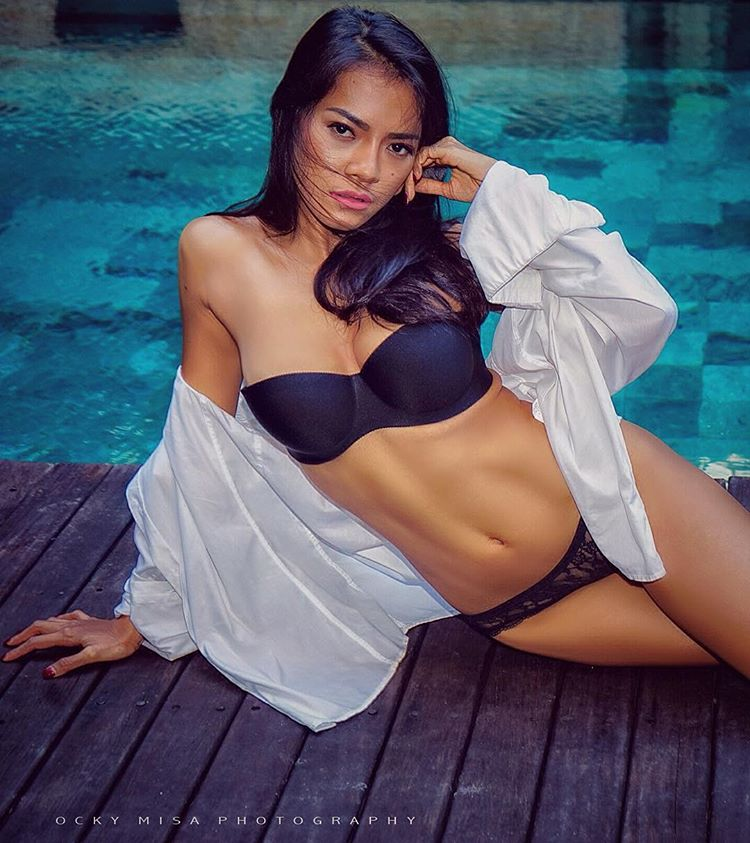 Indonesian-model-Bella-Chan-by-ohfree.net-29 Indonesian model Bella Chan nude sexy photos leaked