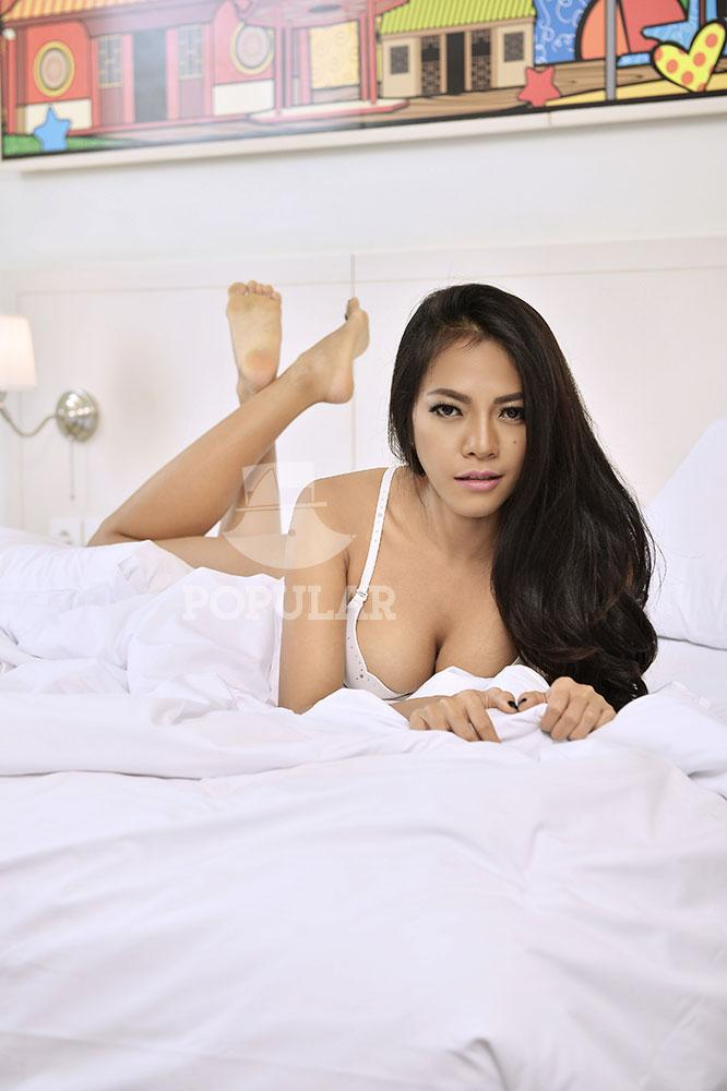 Indonesian-model-Bella-Chan-by-ohfree.net-40 Indonesian model Bella Chan nude sexy photos leaked