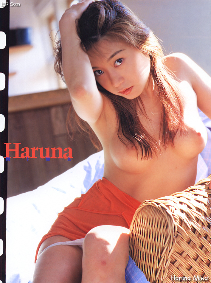 Japanese-AV-idol-Haruna-Miwa-019-by-ohfree.net_ Japanese AV idol, gravure idol Haruna Miwa nude sexy photos leaked