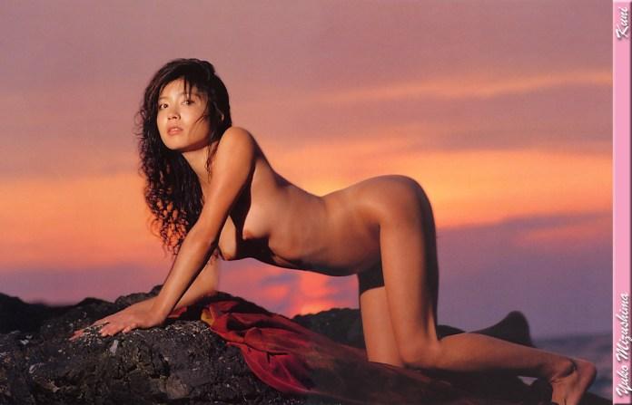 Japanese-gravure-idol-Yuko-Mizushima-013-by-ohfree.net_ Japanese gravure idol Yuko Mizushima 水島裕子 nude sexy photos leaked