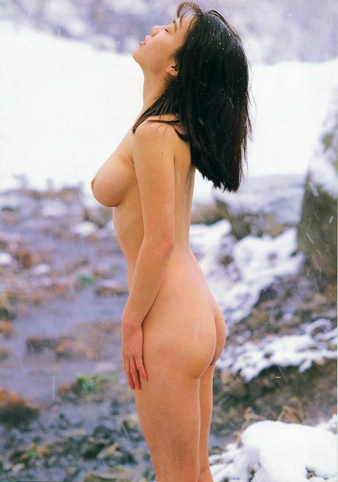 Japanese-gravure-idol-Kanae-Matsuo-018-by-ohfree.net_ Japanese gravure idol Kanae Matsuo leaked nude sexy photos