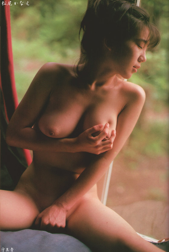 Japanese-gravure-idol-Kanae-Matsuo-026-by-ohfree.net_ Japanese gravure idol Kanae Matsuo leaked nude sexy photos