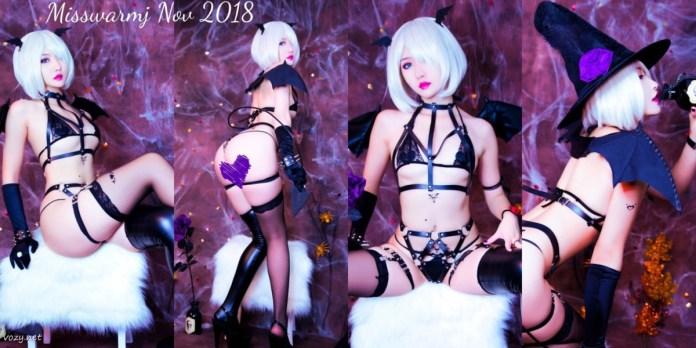 cosplayer-Misswarmj-nude-sexy-leaked-www.vozsex.com-006 Japanese cosplayer Misswarmj nude sexy leaked