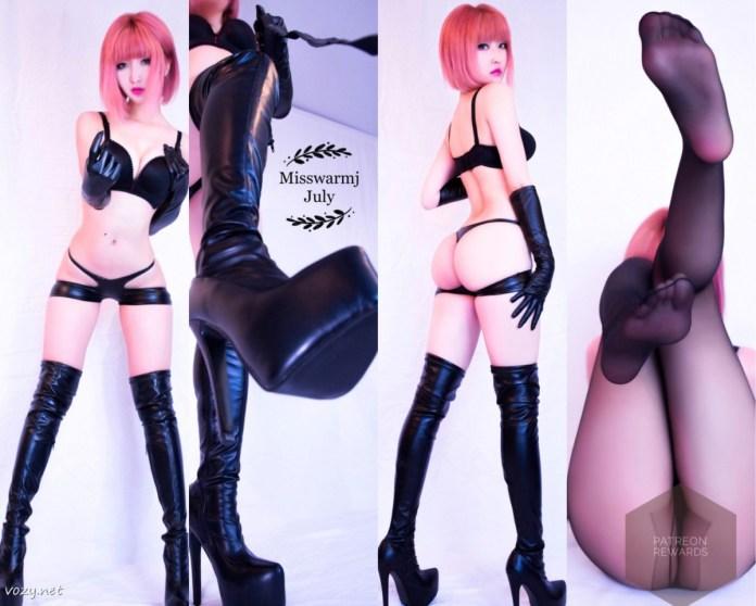 cosplayer-Misswarmj-nude-sexy-leaked-www.vozsex.com-009 Japanese cosplayer Misswarmj nude sexy leaked