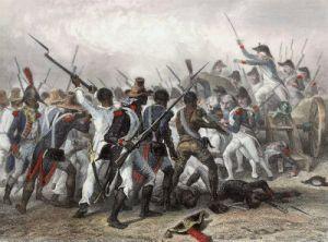 Battle of Vertieres, Haiti, 1803
