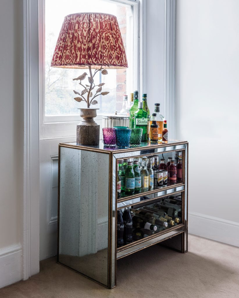 9 creative ways to use a side table