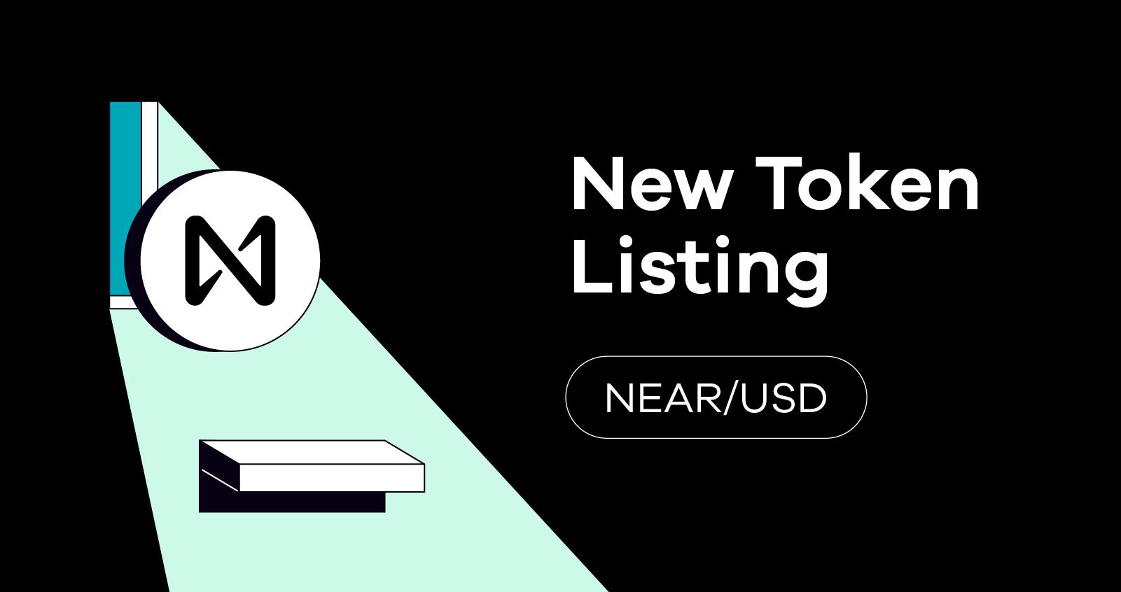 NEAR is now on Okcoin | NEAR Protocol | NEAR crypto