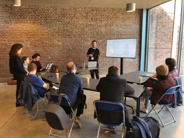 Open Knowledge Belgium celebrates Open Data Day 2020