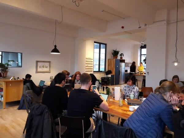 Wikirate celebrates Open Data Day 2020 in Berlin, Germany