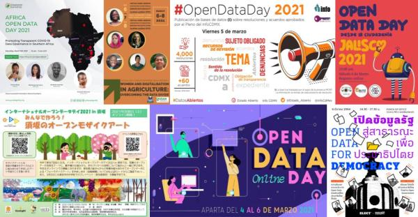 Open Data Day 2021