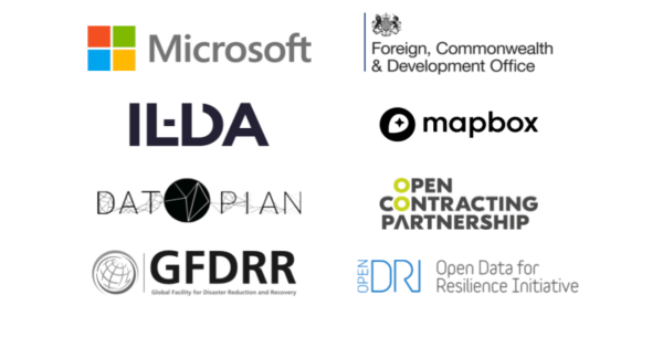 Open Data Day 2021 Funding Partners