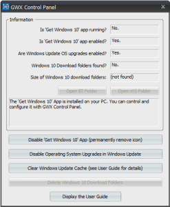 W10-Updateverhindern