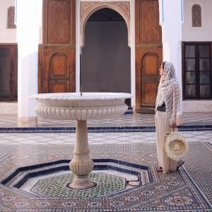 wyjazd do Marrakesz, Maroko, podróż, porady, co spakować, jak się ubrać