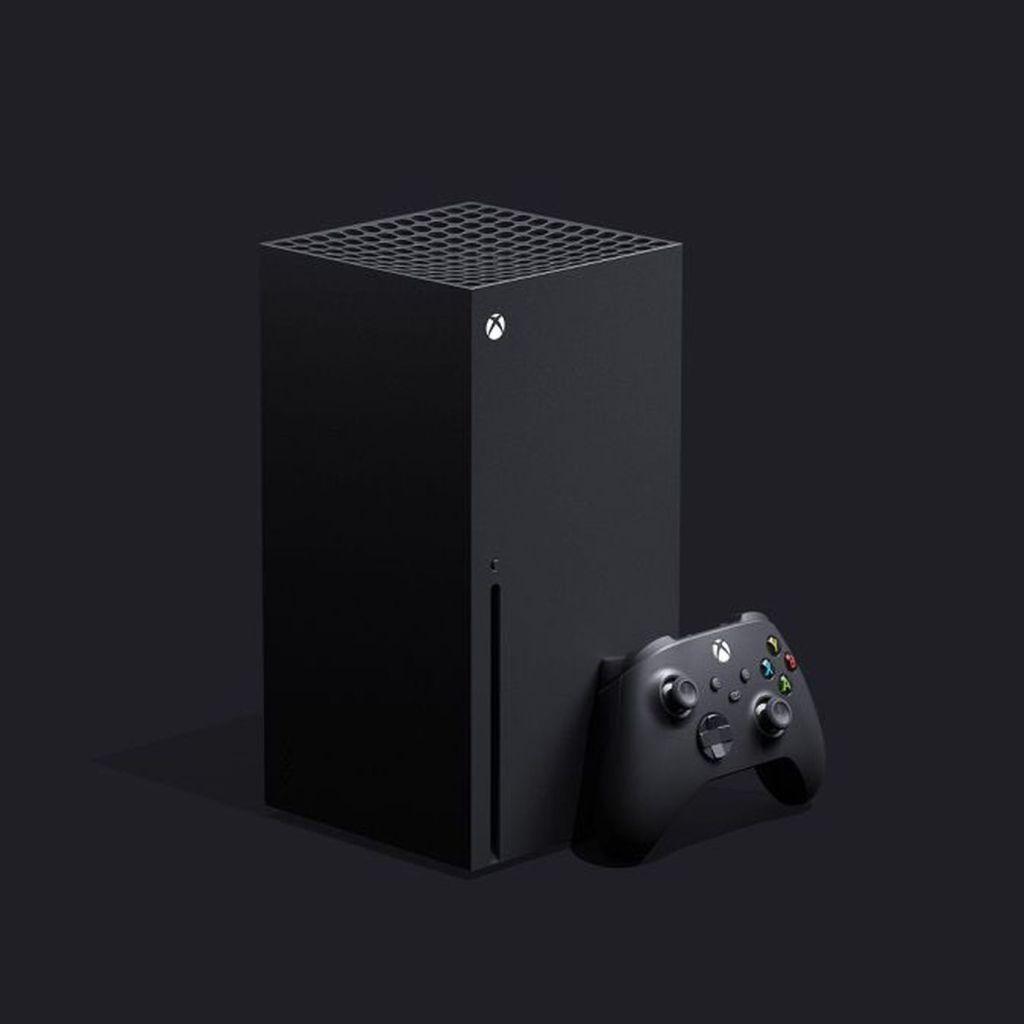 Xbox Series X: um salto para o futuro. title