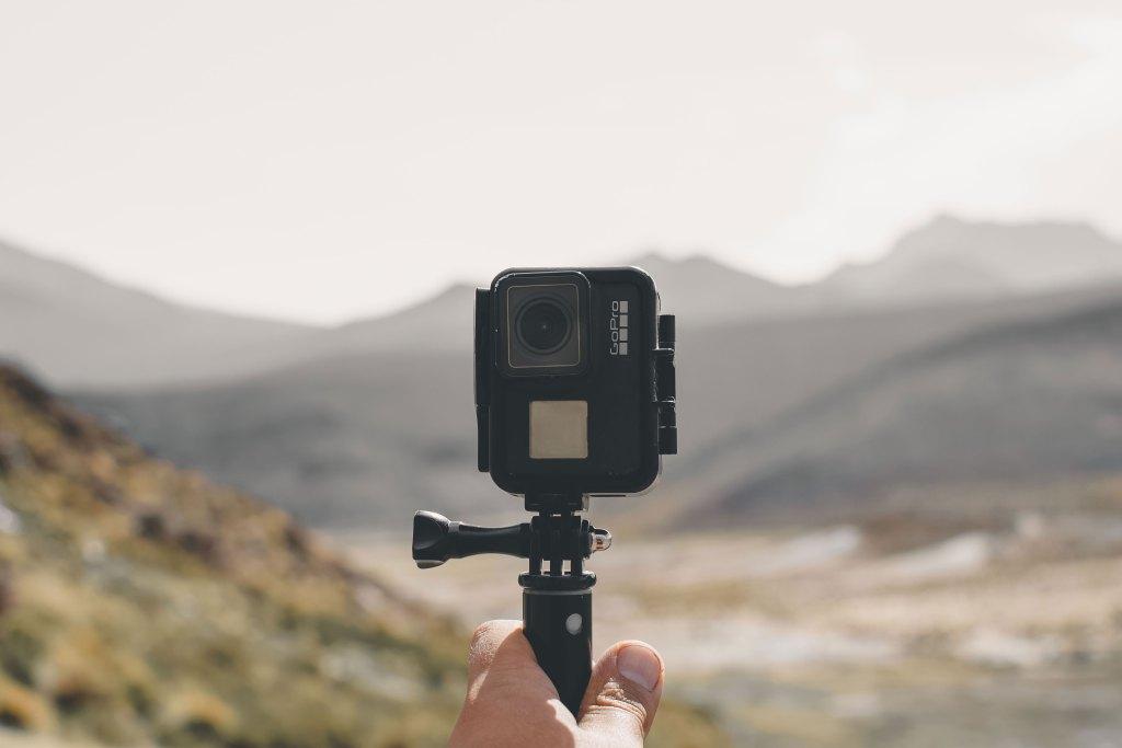 Action cam Go pro