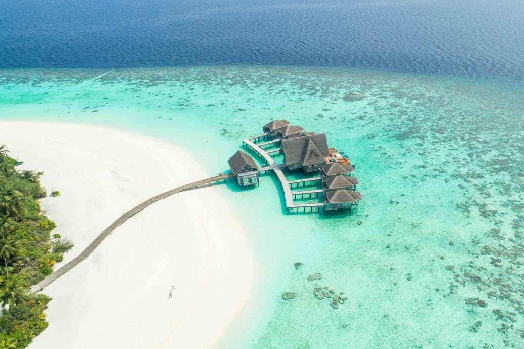 Ilha Baa Atoll, Maldivas
