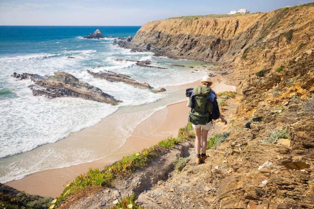 Trilho dos pescadores, Rota vicentina - Portugal