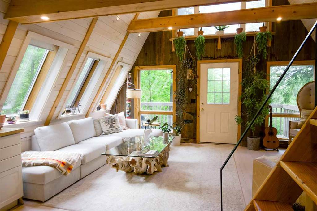 Uma casa sustentável com certeza title