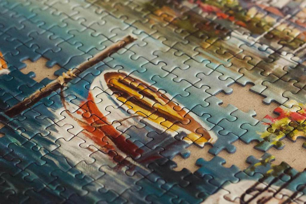 Dia Mundial do Puzzle: puzzles para todas as idades title