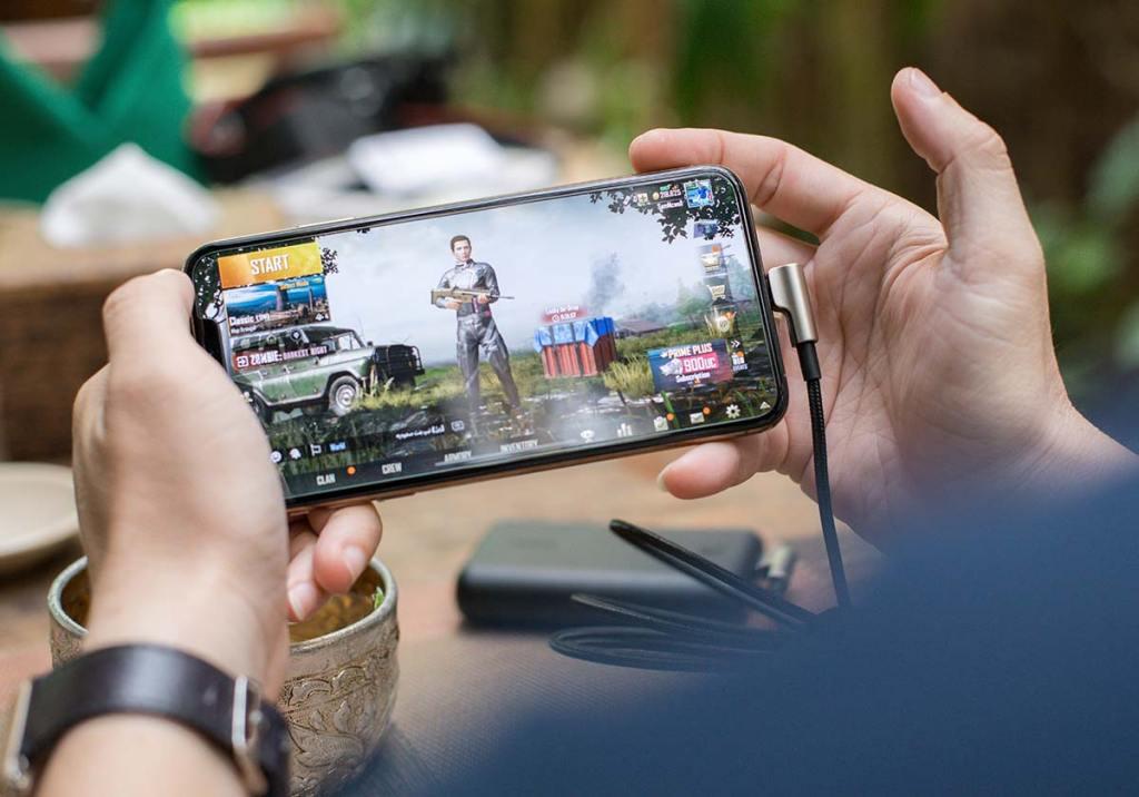 Características de um bom telemóvel gaming title