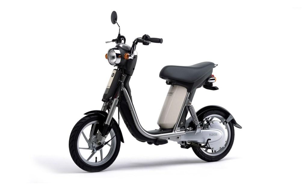 Yamaha-ec-03 motos elétricas usadas OLX