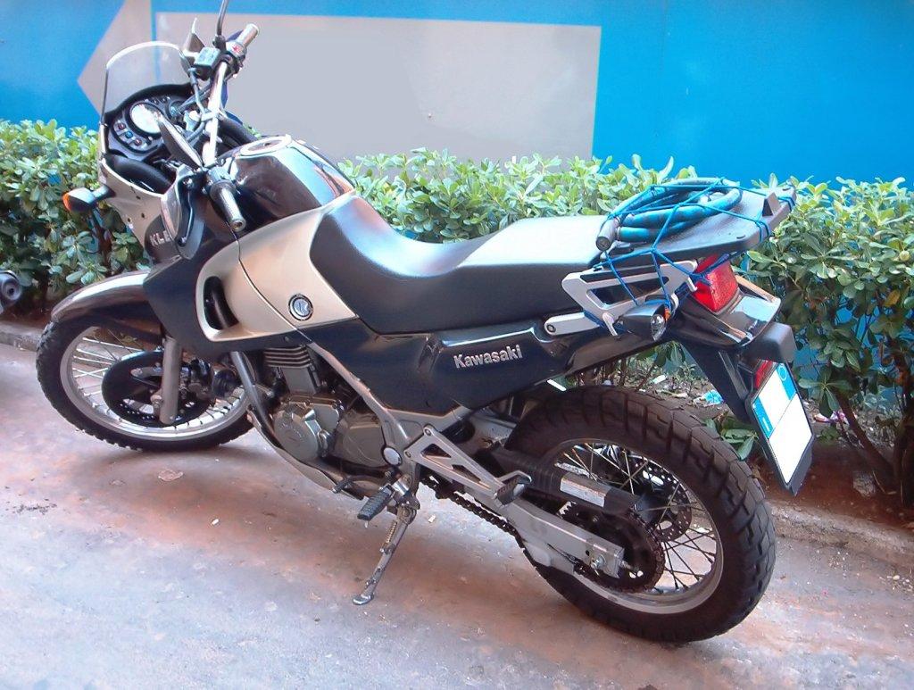 Motos todo o terreno Kawasaki KLE 500 OLX