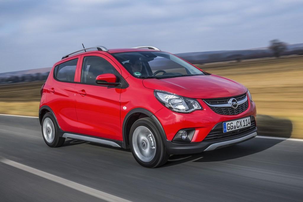 Opel Karl usado