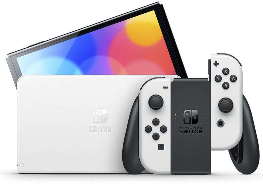 O maravilhoso mundo da Nintendo Switch OLED title