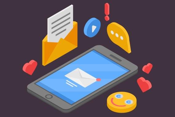 7 kinds of facebook messenger chat template