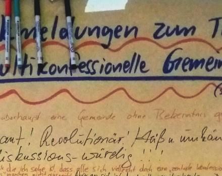 Multikonfessionelle Gemeinde (2)