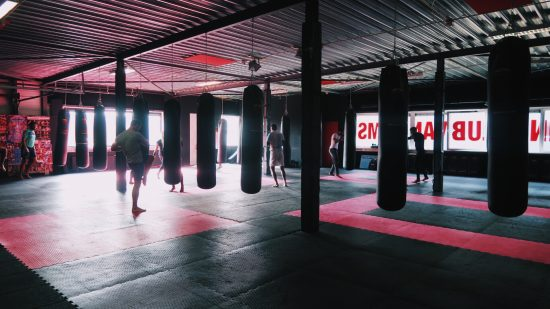 Fightingclub van Dams in Utrecht
