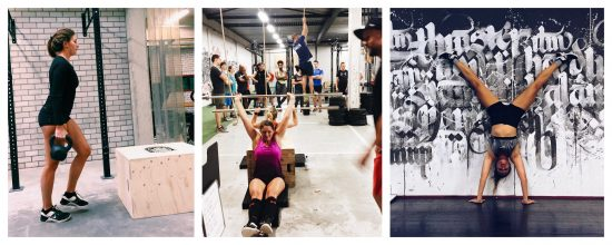CrossFit RTM in Rotterdam