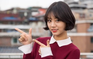 Reply 1988's heroine, Hyeri.