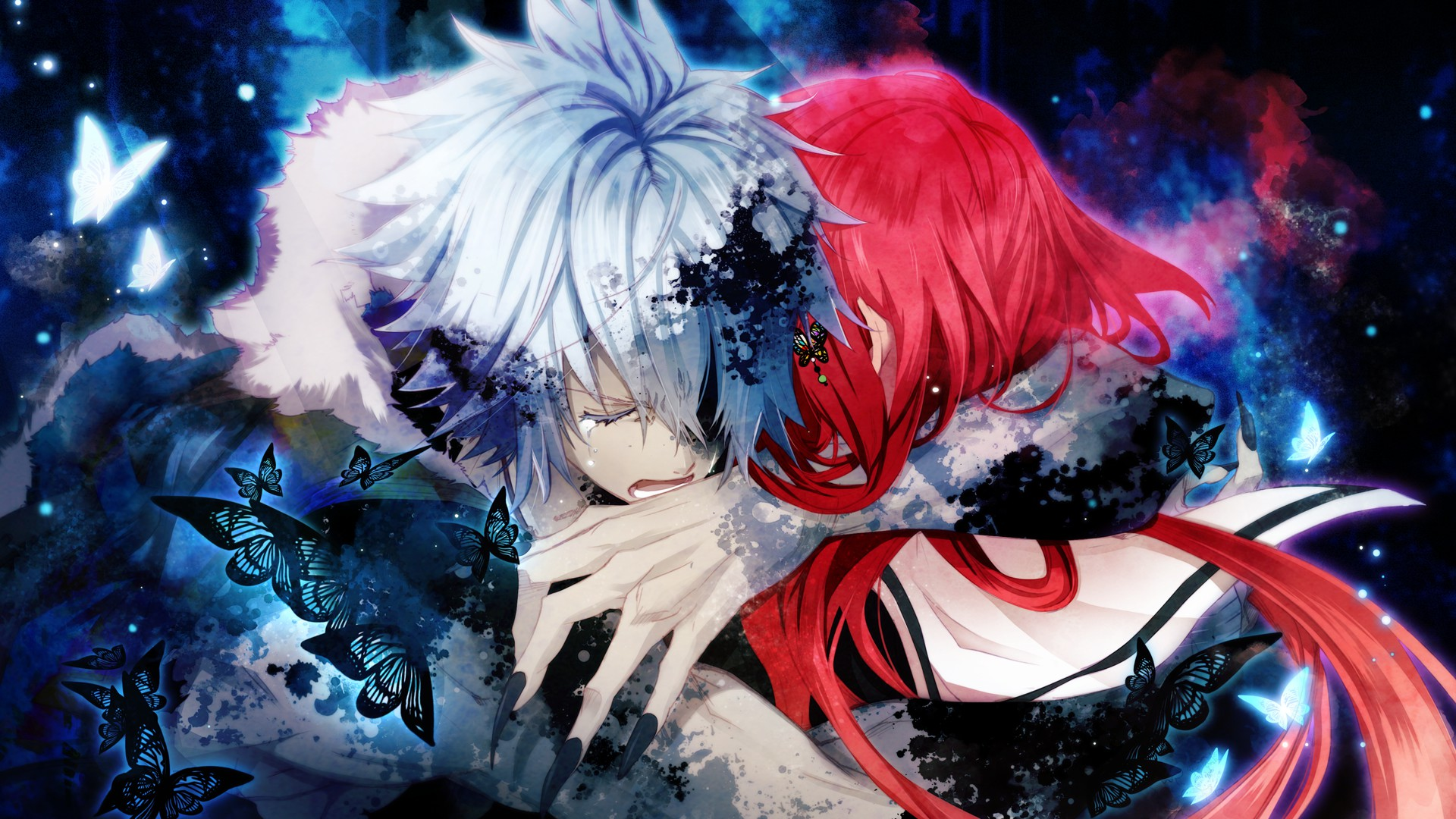 Psychedelica of the Black Butterfly: Common Route 01