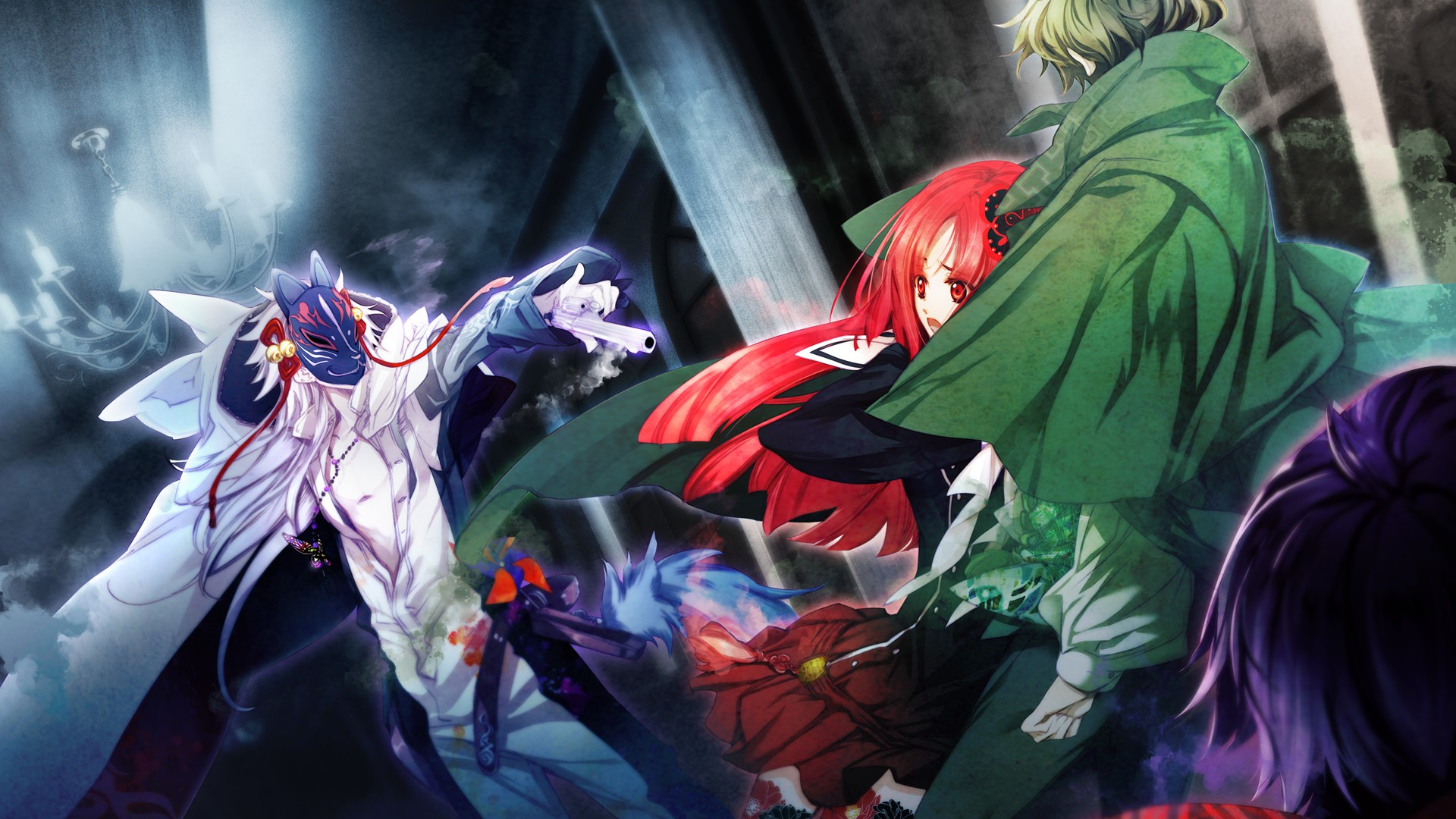 Psychedelica of the Black Butterfly: Common Route 02