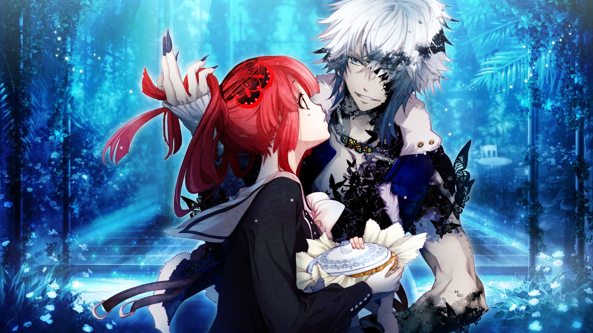 Psychedelica of the Black Butterfly: Yamato Route