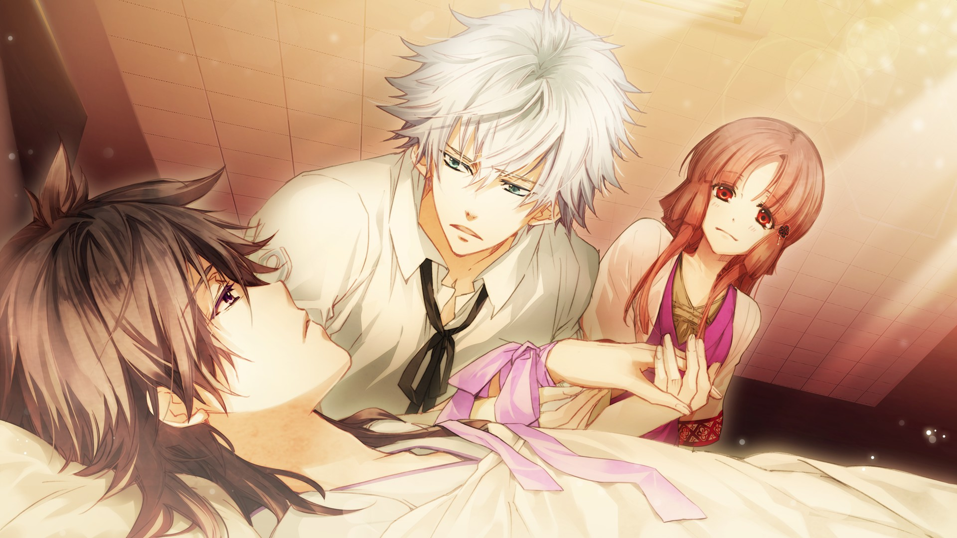 Psychedelica of the Black Butterfly: Takuya's Ending