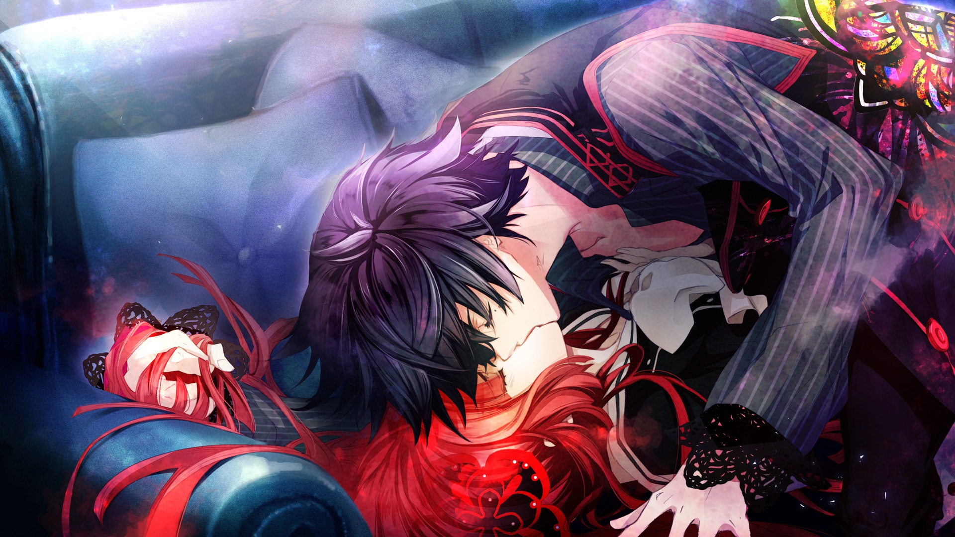 Psychedelica of the Black Butterfly: Hikage's Route