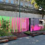 Expo Tape Art - Berges de Seine