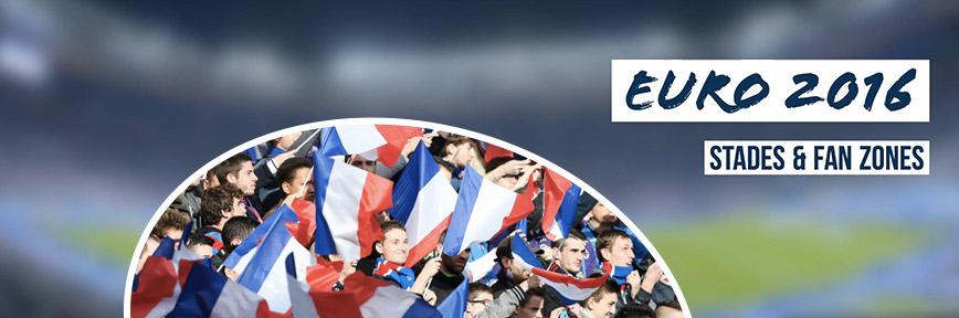 L'EURO 2016 à Paris