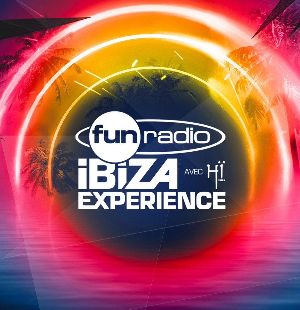 Fun radio Ibiza à l'AccorHotels Arena
