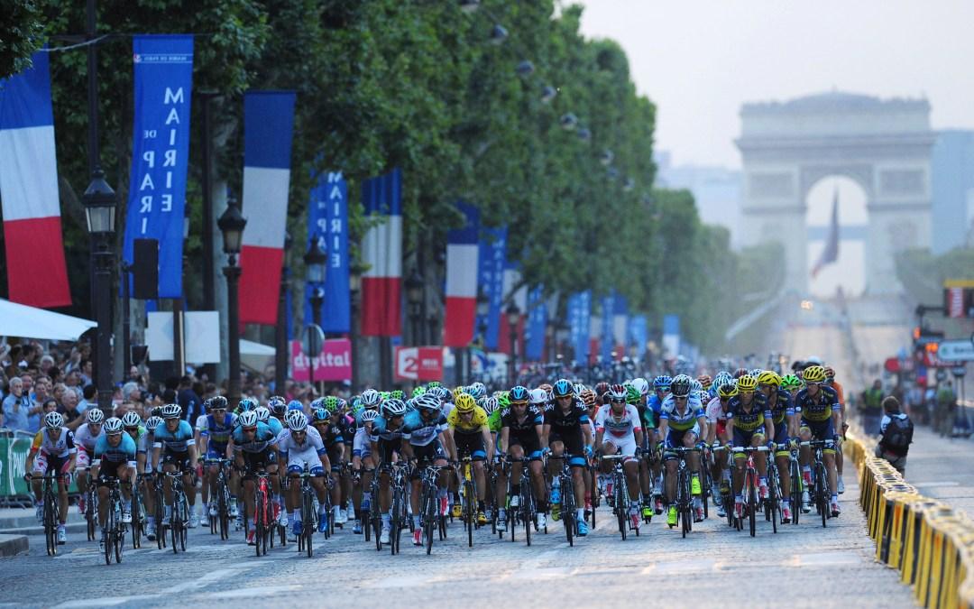 Où se garer pour assister à la dernière étape du Tour de France 2018 ?