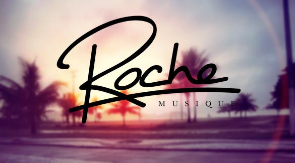Logo du label Roche Musique