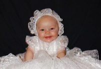 Lucy Lace Christening Gowns