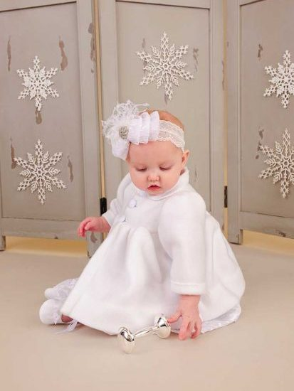Madison Christening Coat