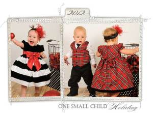 Holiday Baby Dresses & Outfits at One Small Child